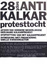 Eerste demonstratie Kalkar