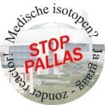 Actie tegen Pallas op station Alkmaar
